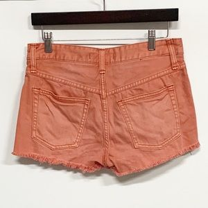 Free People Shorts - Free People Poppy Highwaisted Buttonfly Shorts NWT